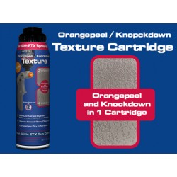Orangepeel / Knockdown Texture Cartridge